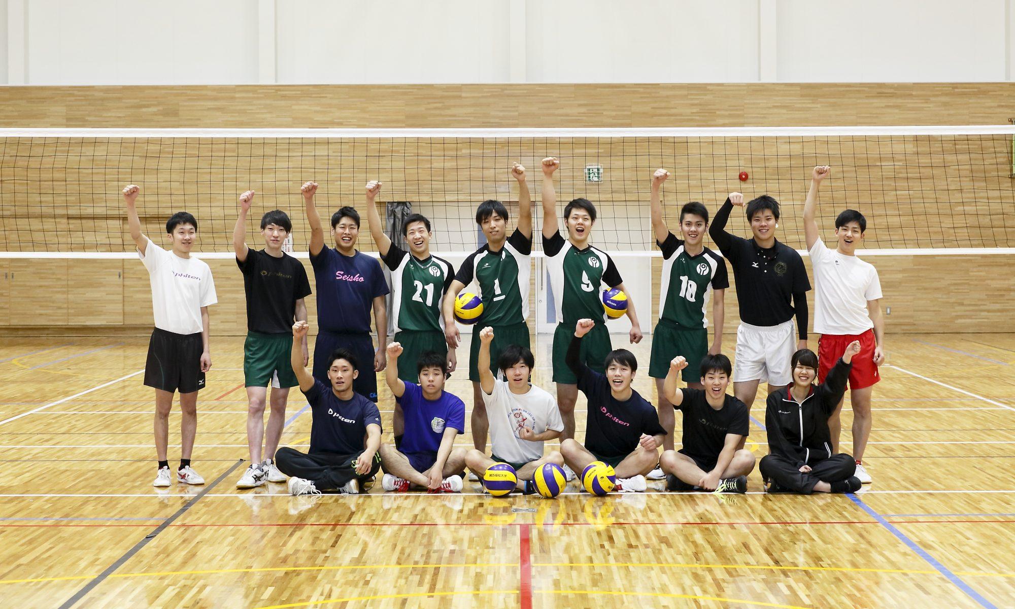 関西福祉大学男子バレーボール部